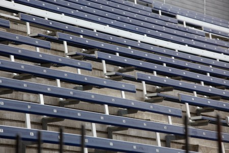 Bleachers, University of Toronto Varsity Stadium