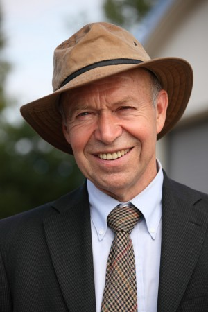 NASA climatologist James Hansen