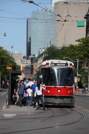 High Park streetcar