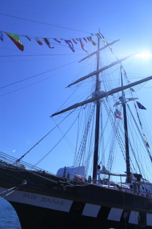 Tall ship - Fair Jeanne