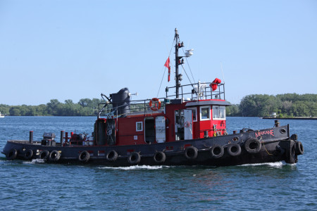 Tugboat M.R. Kane