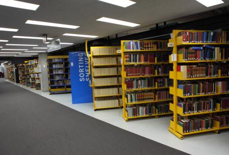 Robarts Library 1/5