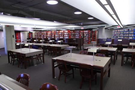 Robarts Library 2/5