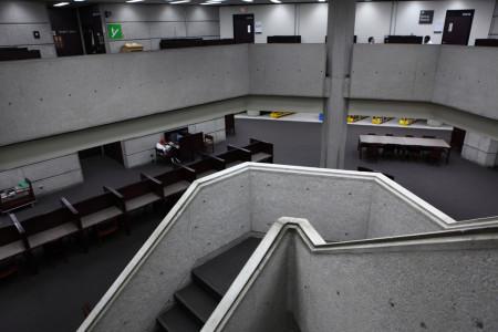 Robarts Library 3/5