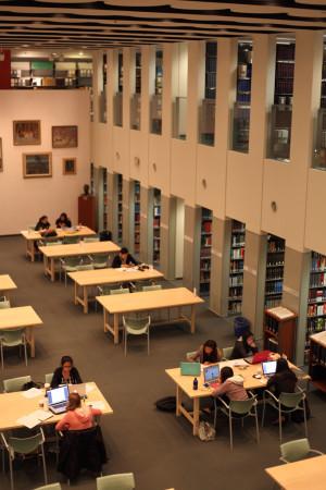 E.J. Pratt Library, Victoria University