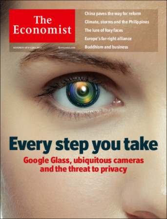 Every step you take: Google Glass, ubiquitous cameras and the threat to privacy