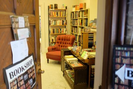 University College bookshop