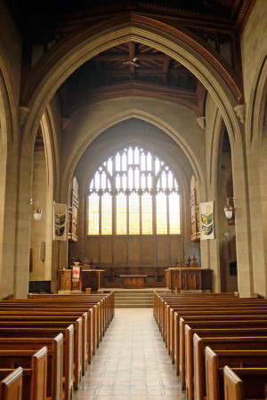 Knox College Chapel 1/2