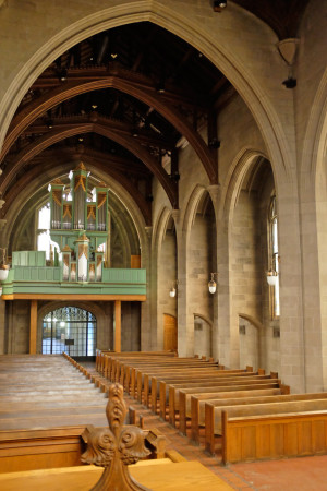 Knox College Chapel 2/2
