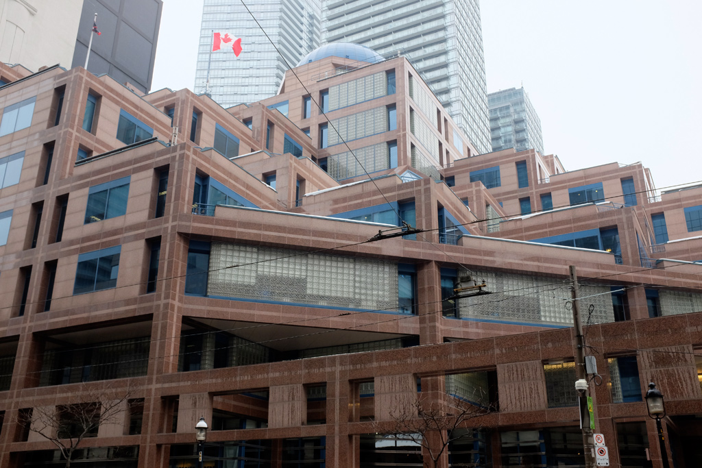 Image result for Police headquarters in Toronto