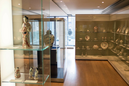 Gardiner Museum porcelain