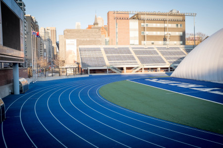 University of Toronto varsity track
