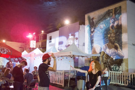 Fringe Fest party 3/4