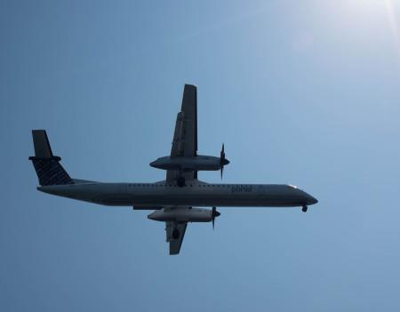 Bombardier turboprop