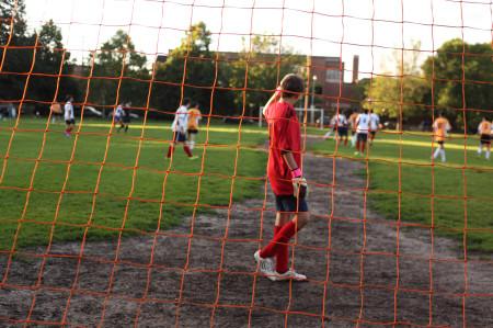 Soccer in Dufferin Grove Park, 2/2