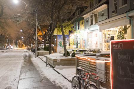 Markham Street, Toronto