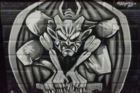Alley graffiti 3/8