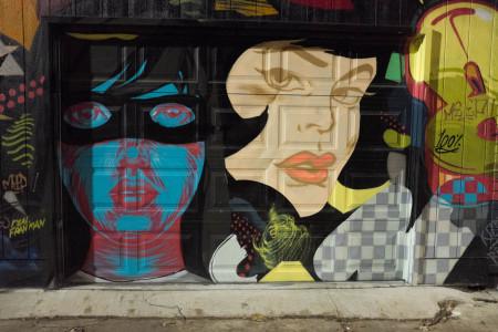 Alley graffiti 4/8