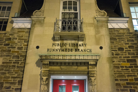 Toronto Public Library - Runnymede Branch