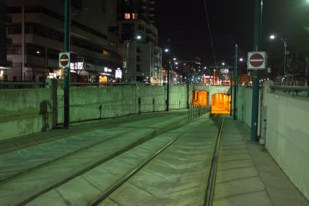 Streetcar tunnels