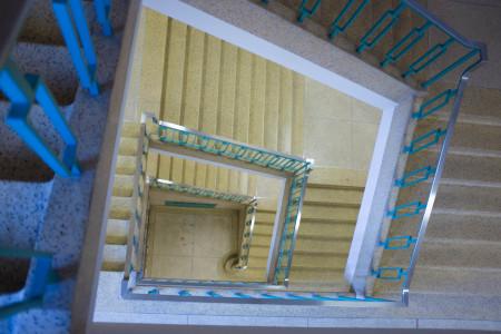 Ryerson spiral stairs 1/2