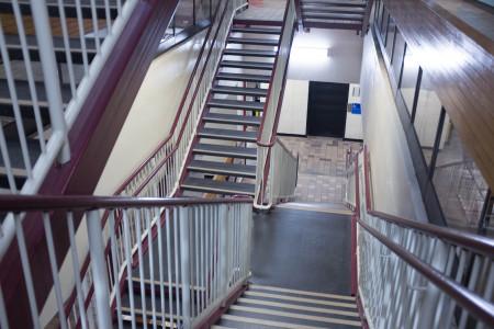 Ryerson stairs 2/2