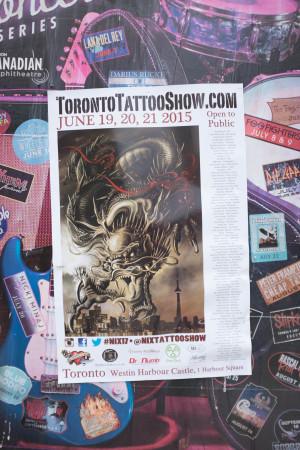 Toronto Tattoo Show