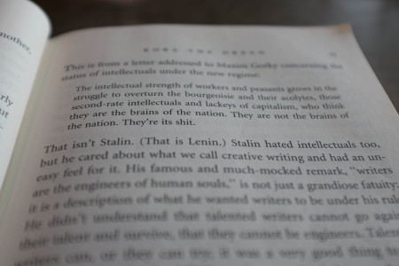 Koba the Dread on Lenin 1/2