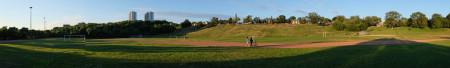 Riverdale Park panorama