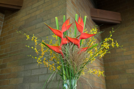 Massey floral arrangement