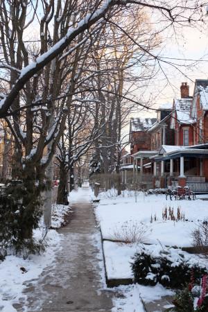 Toronto's Palmerston area