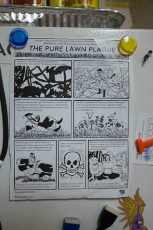 """The Pure Lawn Plague"""