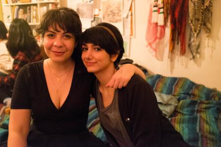 Nada Khalifa and Banafsheh Beizaei