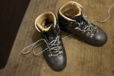Re-soled Raichle hiking boots 3/3