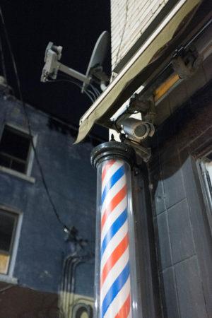 Barbershop surveillance