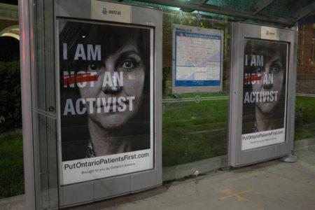 Not an activist