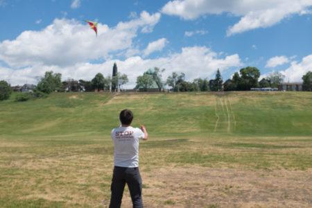 Prism Quantum kite