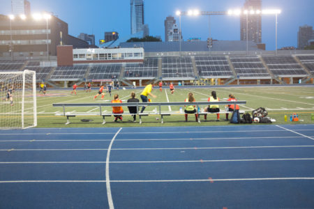 Varsity stadium soccer