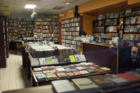 Books and LPs