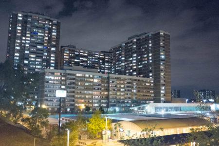 Residential density