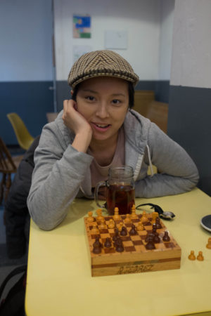 Ideal Coffee chess